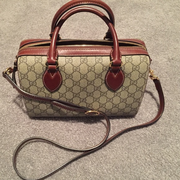 dc756501627c5a Gucci Bags | Gg Small Top Handle Doctor Bag | Poshmark